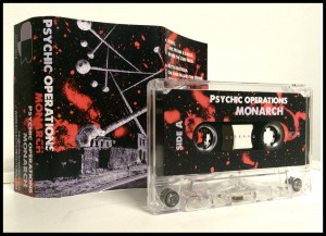 ER016 Psychic Operations - Monarch